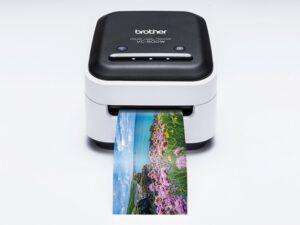 Tarratulostin 4-väri Brother VC-500W valokuvatulostin