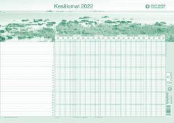 Lomavuosikalenteri Quo Vadis 2022-2023